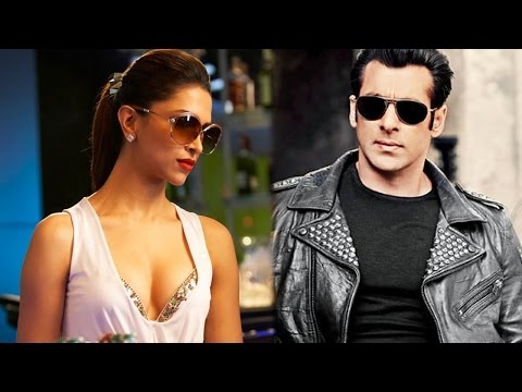 Salman Khan To Finally Romance Deepika Padukone In