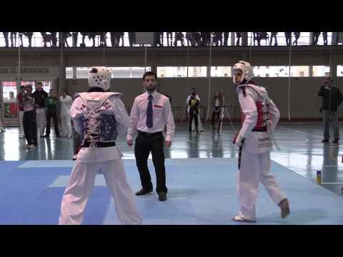 Taekwondo Campeonato Navarro Sénior de Combate (1)