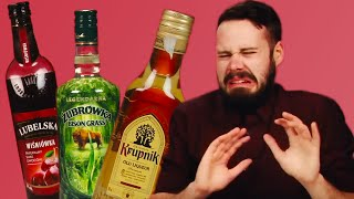 Video Irish People Taste Test Polish Alcohol MP3, 3GP, MP4, WEBM, AVI, FLV Maret 2019
