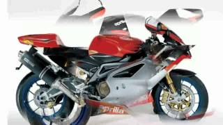 3. 2004 Aprilia RSV 1000 R FACTORY  motorbike Details Top Speed Specs Engine Transmission