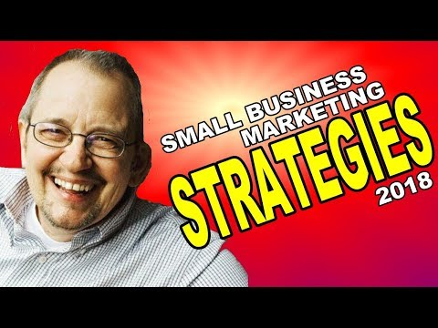 Marketing Strategies for Small Business 2018