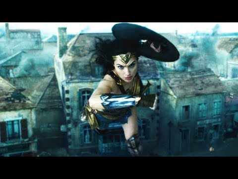 Battle In the Village of Veld | Wonder Woman [+Subtitles]