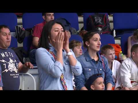 В Тюмени прошёл Финал детской лиги дзюдо