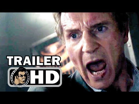 THE COMMUTER Official Trailer #2 (2017) Liam Neeson Action Movie HD