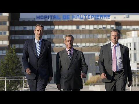 Νάιτζελ Φάρατζ: «Αυτό που συνέβη με τους ευρωβουλευτές του UKIP θυμίζει τριτοκοσμικές χώρες»