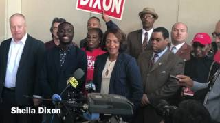 SHE'S BACK: Sheila Dixon Announces Write-In Campaign for Mayor
