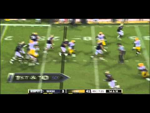 Austin Seferian-Jenkins vs LSU/USC 2012 video.