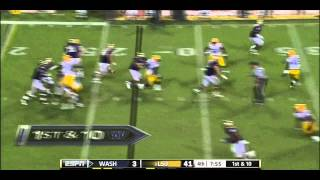 Austin Seferian-Jenkins vs LSU & USC (2012)