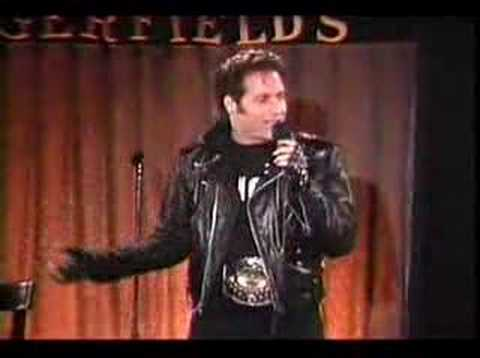 dice - Andrew Dice Clay 1987 At Rodney Dangerfields.