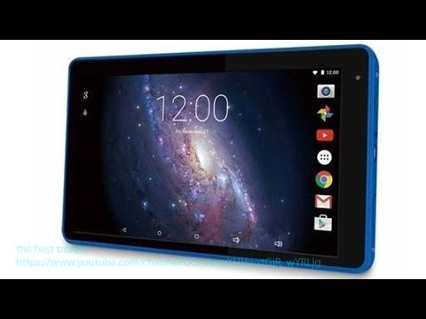 RCA 7 Voyager 1.3GHz Review 4Core Android 5 Bluetooth 4 RCT6773W42B (Blue)