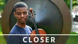 The Chainsmokers | Closer (feat. Halsey) | Jeremy Green | Viola Cover