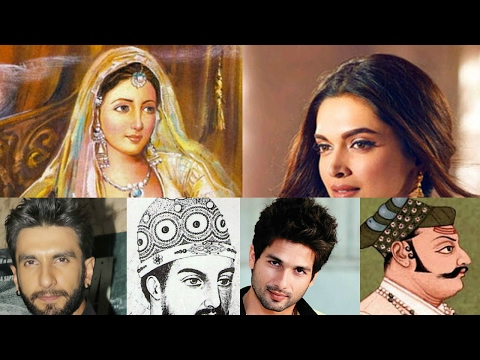 Real & Chilling Story Of Padmavati Will Give You Goosebumps | SLB | Deepika | Ranveer | Shahid