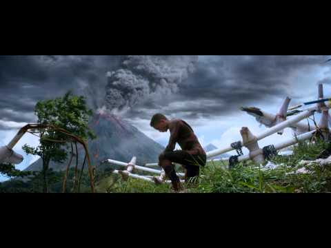 After Earth New Trailer