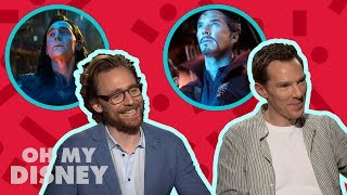 Video The Cast of Avengers: Infinity War Play Would You Rather | Oh My Disney Show by Oh My Disney MP3, 3GP, MP4, WEBM, AVI, FLV Juli 2018