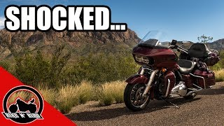2. Why I Didn't Buy the 2017 Road Glide Ultra...