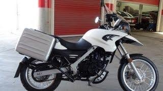 10. BMW G650GS-P Motorad G650GS Police Motors Bike Motorcycle Enduro GSP For Sale 1 Owner 625 Miles