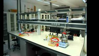 Laboratorio Quimica Analitica Universidad de Málaga