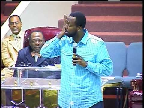 GOSPEL COMEDIAN MARCUS D. WILEY AT ABUNDANT LIFE CHRISTIAN CENTER COGIC