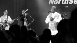 ETHIOPIQUES Feat MALHOUD AHMED@NorthSeaJazz ROTTERDAM 2009 By ''Art Collective SOWHAT''