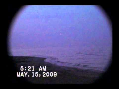 2009 Turkey UFO Video – New Improved Quality Version – Kumburgaz OVNI