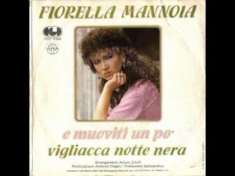 , title : 'Fiorella Mannoia - Vigliacca Notte Nera (1981) B Side'