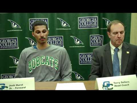 Bobcat Men's Basketball Post-Game Jan. 17