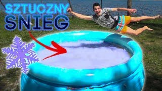 Video 500 GALLONS OF INSTANT SNOW IN A POOL MP3, 3GP, MP4, WEBM, AVI, FLV Mei 2018