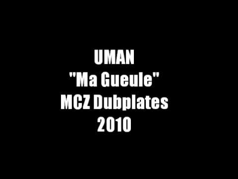 Spyd3R00 - Artiste : Uman Titre : Ma gueul Riddim : Automatic Riddim Album : Mixtape Montreuil City Zion 2010 Enregistr et mix par Cisko au Guardian House Studio.