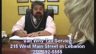 VanWhy Tax Services in Lebanon