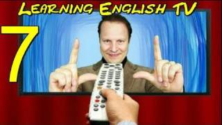 Learn English with Steve Ford - Learning English TV Lesson 7-Advanced English Grammar Lesson