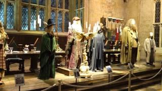 Filmed at the Harry Potter Studios just outside London, UK