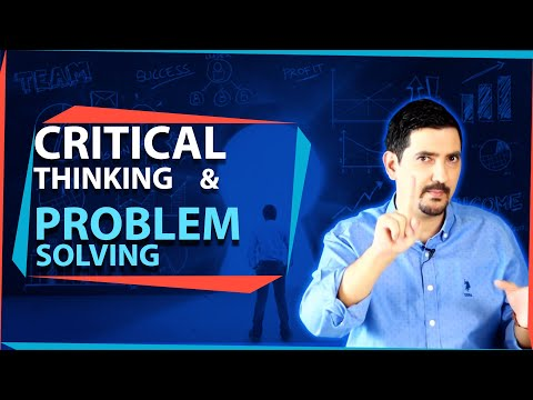 Critical Thinking and Problem Solving: Make Better Decisions ✓