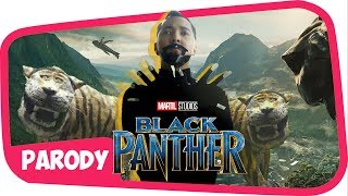 Video BLACK PANTHER PARODY Wkwkwkwk [ Kompilasi ] MP3, 3GP, MP4, WEBM, AVI, FLV Februari 2018