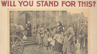 WW1 Germanophobia and Civilian Internment with Dr Stefan Manz