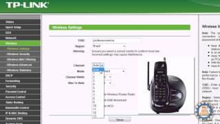 TPLINK Como Configurar Roteador TL-wr740n Com Virtua / SPEEDY - Www.professorramos.com