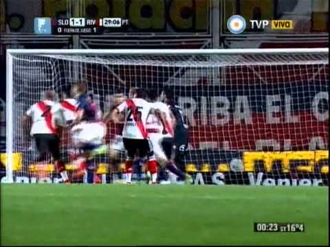 san - Informe: San Lorenzo vs River - Fecha 4 - 31-08-14 Mirá todos nuestros videos acá: https://www.youtube.com/user/FutbolPermitido Seguinos en Facebook: https://www.facebook.com/FutbolPermitido...