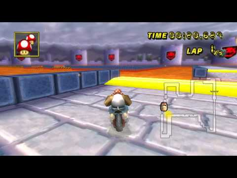 Mario Kart Wii - Shortcuts And Strats Of Today 2