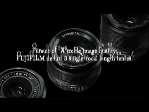Fujifilm X Pro1 | New Premium X Series Digital Camera
