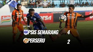 Video [Pekan 23] Cuplikan Pertandingan PSIS Semarang vs Perseru, 23 September 2018 MP3, 3GP, MP4, WEBM, AVI, FLV Oktober 2018