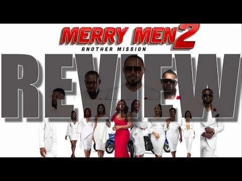 MERRY MEN 2 - VIDEO REVIEW