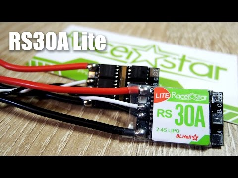 Racerstar RS30A Lite Review and test