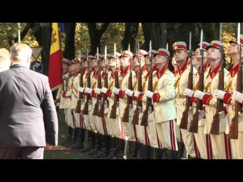 Бельгия, Голландия, Финляндия и Эстония аккредитовали новых послов в Республике Молдова