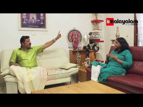 Interview With Suresh Gopi