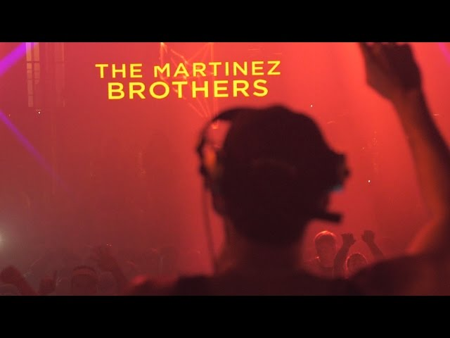 >The Martinez Brothers on Music On @ Amnesia Ibiza 02/09/2016