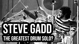 Video Steve Gadd: The DRUM SOLO That Changed Popular Music MP3, 3GP, MP4, WEBM, AVI, FLV Agustus 2019
