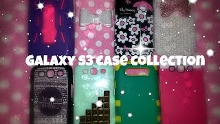 ♡ Samsung Galaxy S3 Case Collection ♡ - YouTube