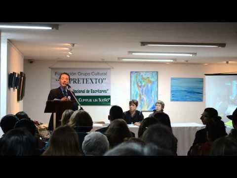 X Encuentro Nacional e Internacional e Escritores y Artistas Plásticos - Colombia 2014. Palabra Universal.