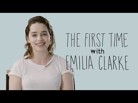'Game of Thrones' Emilia Clarke Talks First Time Acting With a Dragon, Got Drunk (видео)