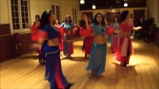 رقص زیبای ایرانی -  Shahyad - Ehsase Shirin