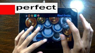 Video Perfect - Ed Sheeran (Real Drum Cover) MP3, 3GP, MP4, WEBM, AVI, FLV September 2018